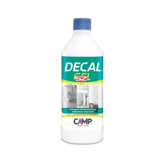 DECAL GEL 750 ML CAMP DETERGENTE DISINCROSTANTE 3004750