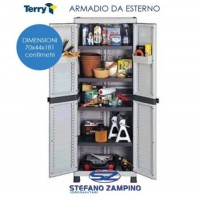 ARMADIO TERRY WAVE 2 ANTE 70X44X181H 2700UW ..