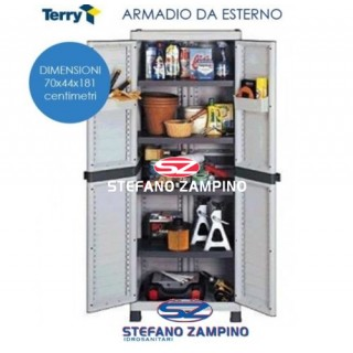 ARMADIO TERRY WAVE 2 ANTE 70X44X181H 2700UW