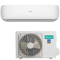 CLIMATIZZATORI MONO SPLIT HISENSE MINI APPLE PIE DA 9000 A 24000BTU..